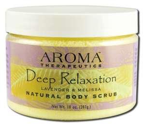 Abra Therapeutics - Body SCRUBS Deep Relaxation 10 oz