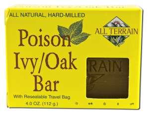 All Terrain Company - Bar SOAPs Poison Ivy\/Oak Bar