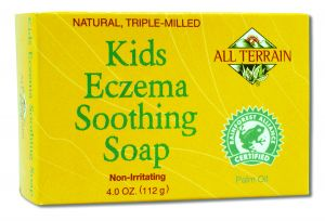 All Terrain Company - Kids Products Eczema SOAP 4 oz