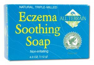 All Terrain Company - Skin Care Ezcema Soothing SOAP 4 oz