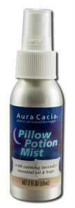 Aura Cacia - Aromatherapy Mists PILLOW Potion Mist 2 oz