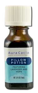 Aura Cacia - Essential Oil Blends PILLOW Potion .5 oz