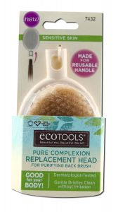 Paris Presents - Eco TOOLS Purifying Back Brush Replacement Head