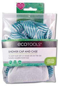 Paris Presents - Eco TOOLS Shower Cap and Storage Bag