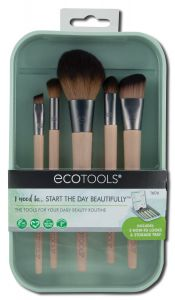 Paris Presents - Eco TOOLS Start The Day Beautifully Kit 5 pc
