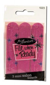 Paris Presents - Ms. Manicure Ms. Manicure Mini Salon Boards 3 pc