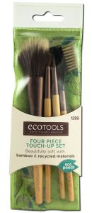 Paris Presents - Eco TOOLS Touch Up Brush Set 4 pc