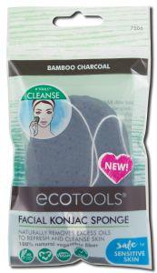 Paris Presents - Eco TOOLS Facial Konjac Sponge Charcoal