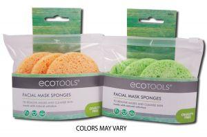 Paris Presents - Eco TOOLS Facial Mask Sponges 3 pk