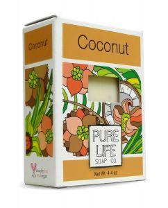 Pure Life SOAP Company - Bar Coconut 4.4 oz