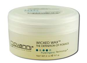 Giovanni - Styling TOOLS Wicked Wax Styling Pomade 2 oz