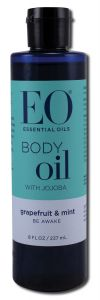 Eo Products - OIL Products Grapefruit Mint BODY OIL 8 oz