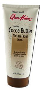 Queen Helene - Natural Facial SCRUBS Cocoa Butter 6 oz