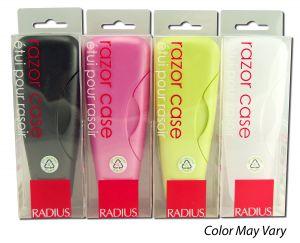 Radius - Personal Care Travel Cases RAZOR Case-Assorted Colors