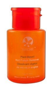 Suncoat Products - Natural NAIL Care Products NAIL POLISH Remover 5 oz