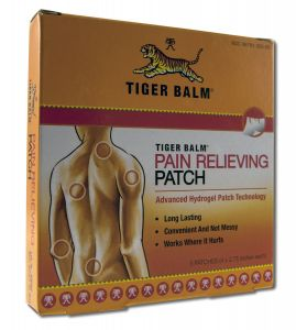 Tiger Balm - PATCHES Warm Patch 5 ct