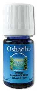 Oshadhi - Synergy Blends TOBACCO Free 5 mL