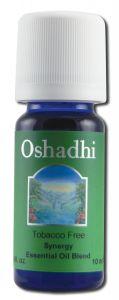 Oshadhi - Synergy Blends TOBACCO Free 10 mL