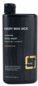 Every Man Jack - BODY OIL Defense BODY Wash 16.9 oz