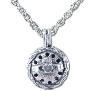 Natures Alchemy - Diffuser PENDANT Necklaces Irish Cladda