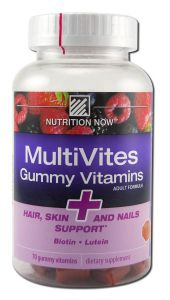 Nutrition Now - General Health Multivitamin Plus Hair Skin and NAILS Support 70 ct