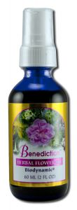 Flower Essence Services (fes) - Herbal Flower Oils Benediction Oil 2 oz