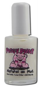 Piggy Paint - Nail Polish Kid Friendly Non-toxic Glass SLIPPERS .5 oz