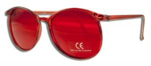 Mrh International - Color Therapy GLASSES Red