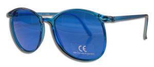Mrh International - Color Therapy GLASSES Blue