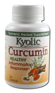 Kyolic Garlic Supplements - Kyolic Special Products Curcumin with Bioperine 50 caps