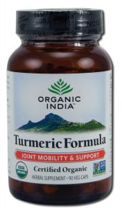 Organic India - Supplements TURMERIC 90 V caps