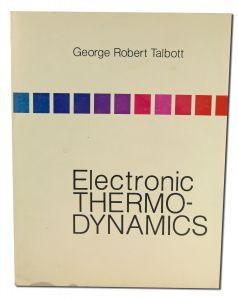Books - Electronic Thermodynamics