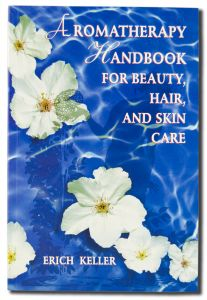 Books - Aromatherapy Handbook for Beauty Hair and Skin Care