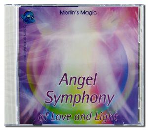 Audio - Angel Symphony of Love and Light CD